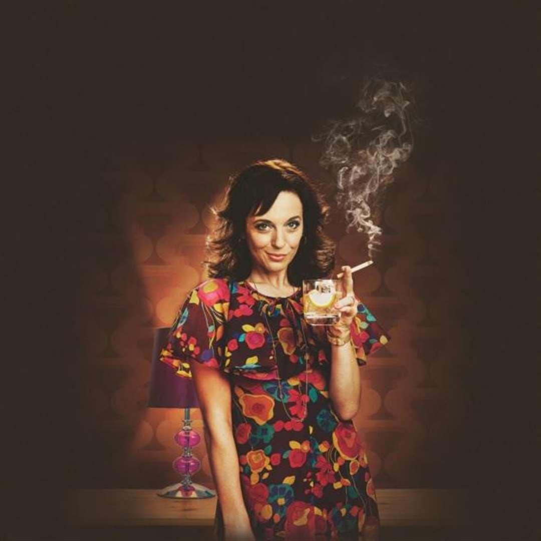 Amanda Steadman abigail's party, starring amanda abbington, starts next week