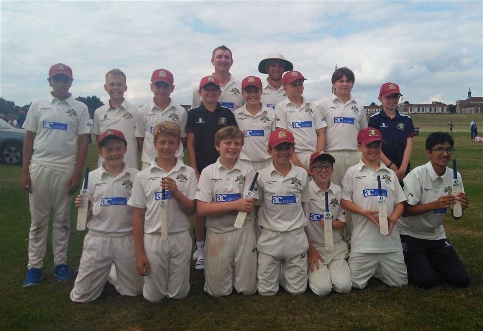 Five-star Cambridgeshire under-12s earn Minor Counties Cricket Festival glory