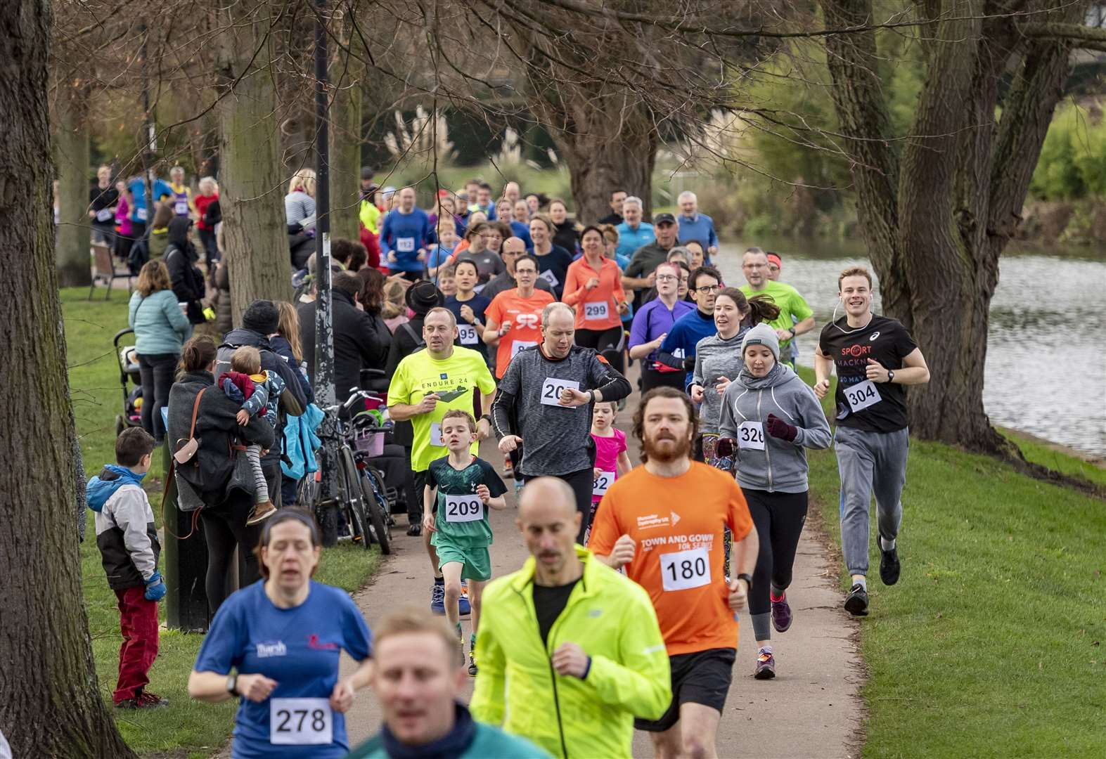First ever Cogwheel 5k Canter takes place