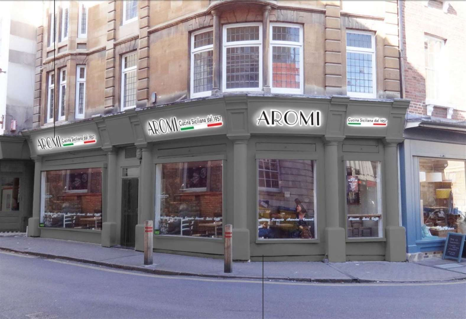 Major expansion planned for popular pizza café Aromi