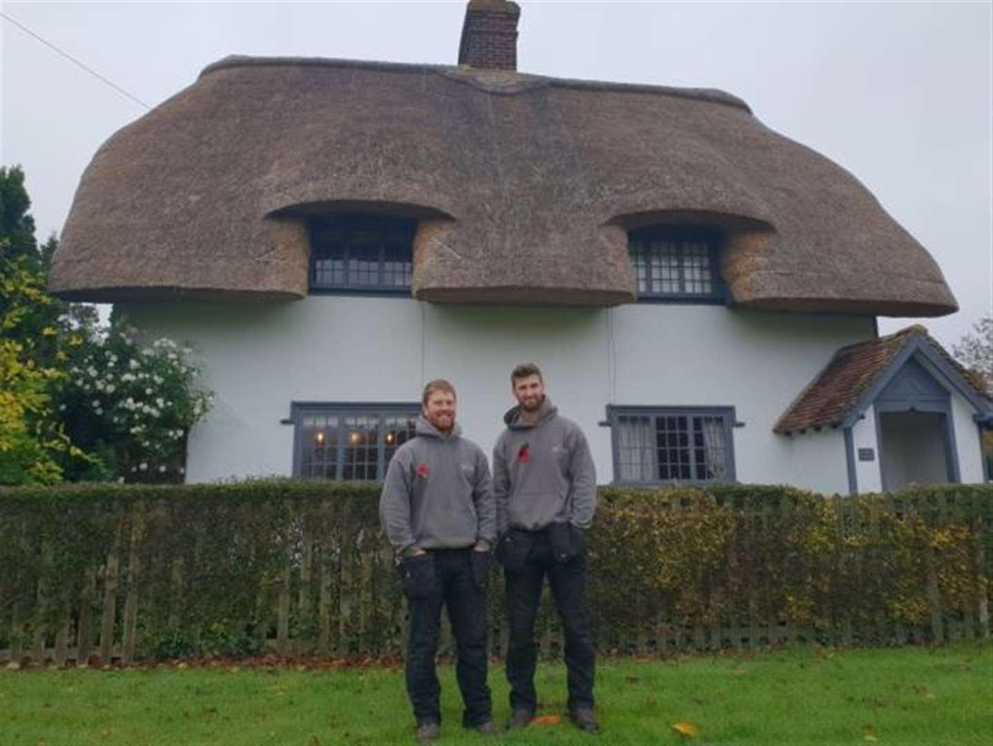 Simply Thatch in Cambridgeshire specialises in creating and restoring roofs