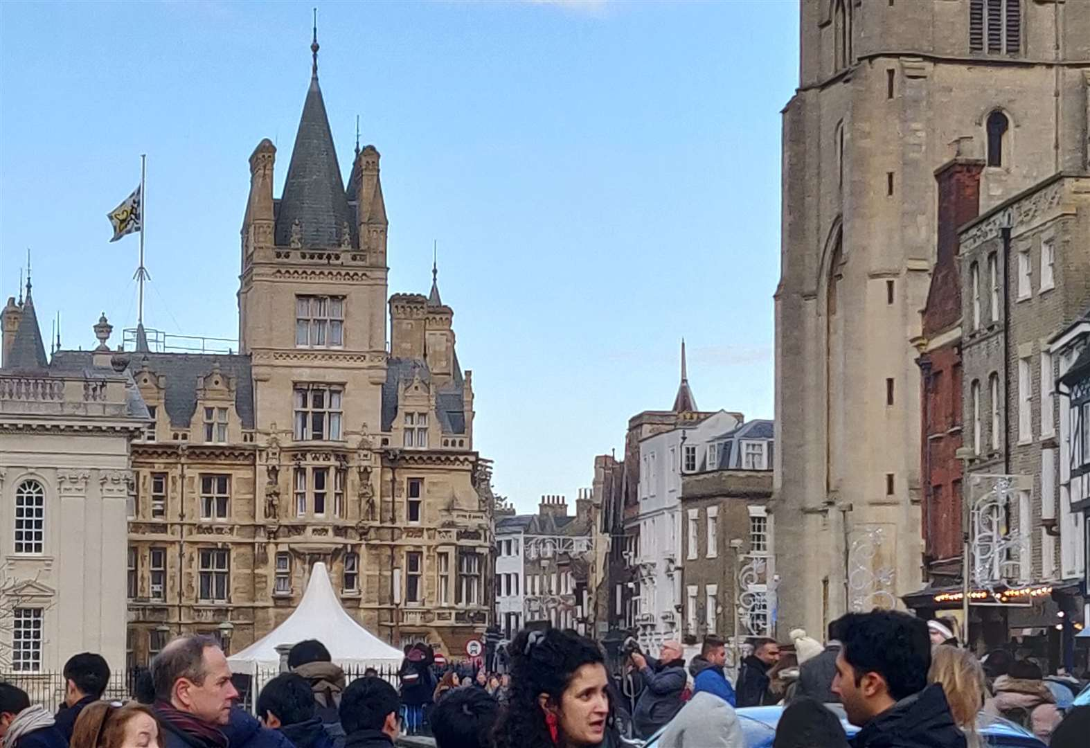 London Bridge attack: Vigil in Cambridge, election campaign suspended and minute's silence planned