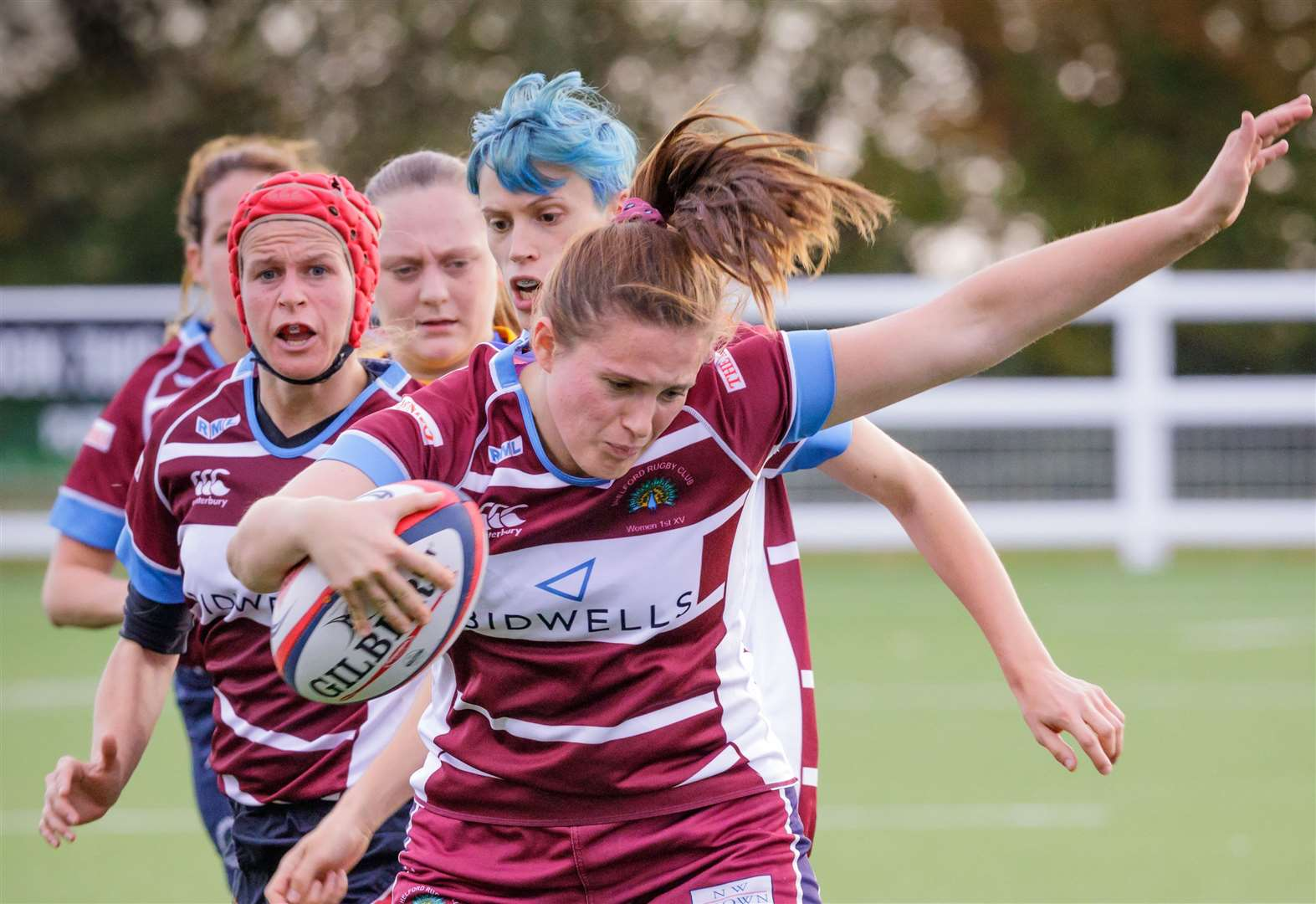 Shelford Women's duo named in Great Britain squad for the International Police Rugby Championship