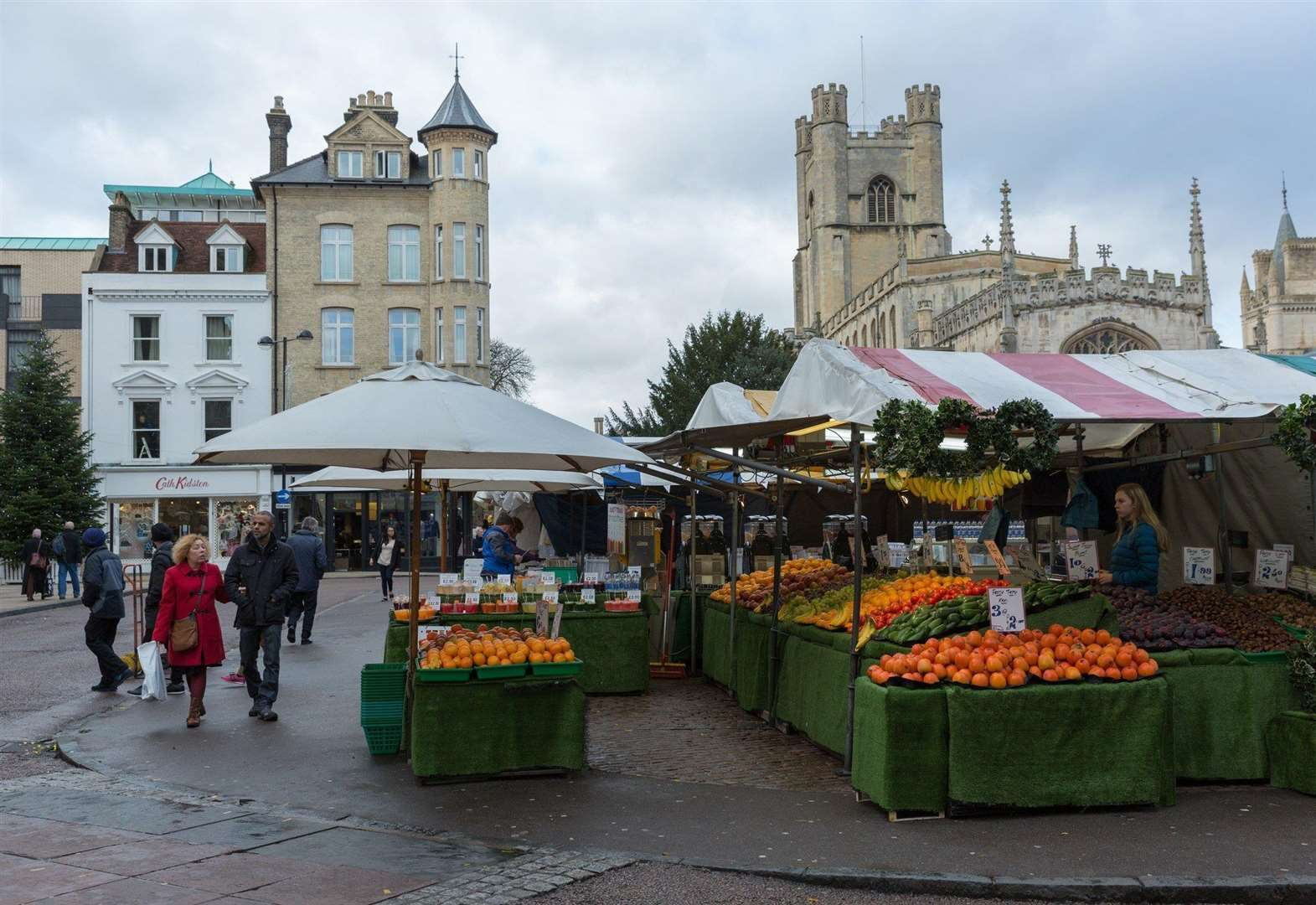 Results of our shopping survey revealed amid concern for high street trade in Cambridge