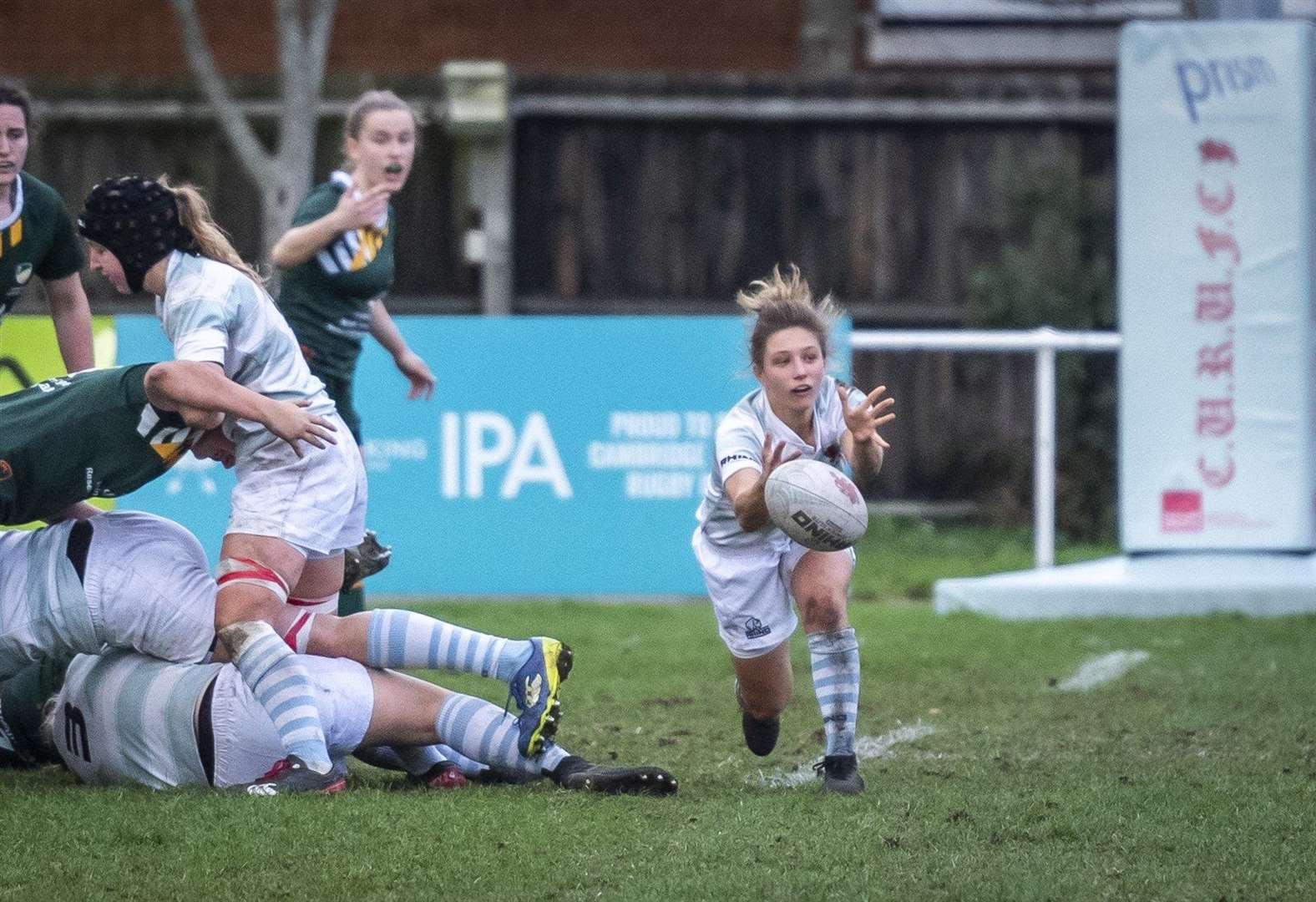 Kate Marks bids for success with Cambridge University in 30th Women's Varsity Match