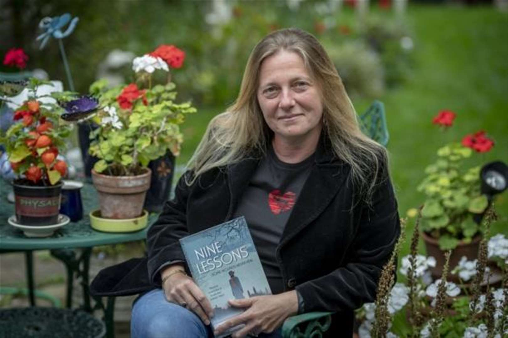 Cambridge author Nicola Upson to give talk on the true crime that inspired her latest book