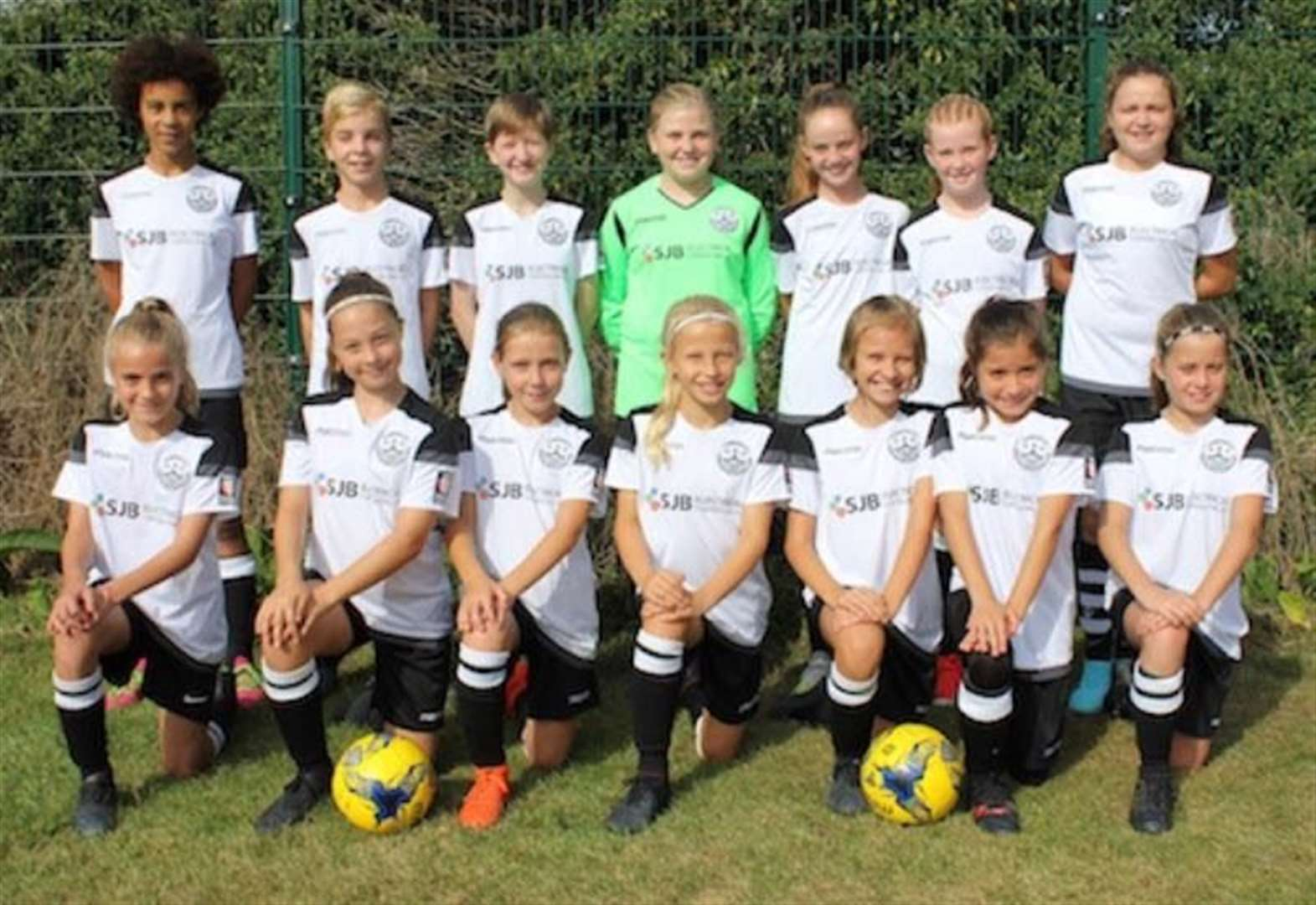 European dreams are next for Cambridge City girls' under-12s' double winners