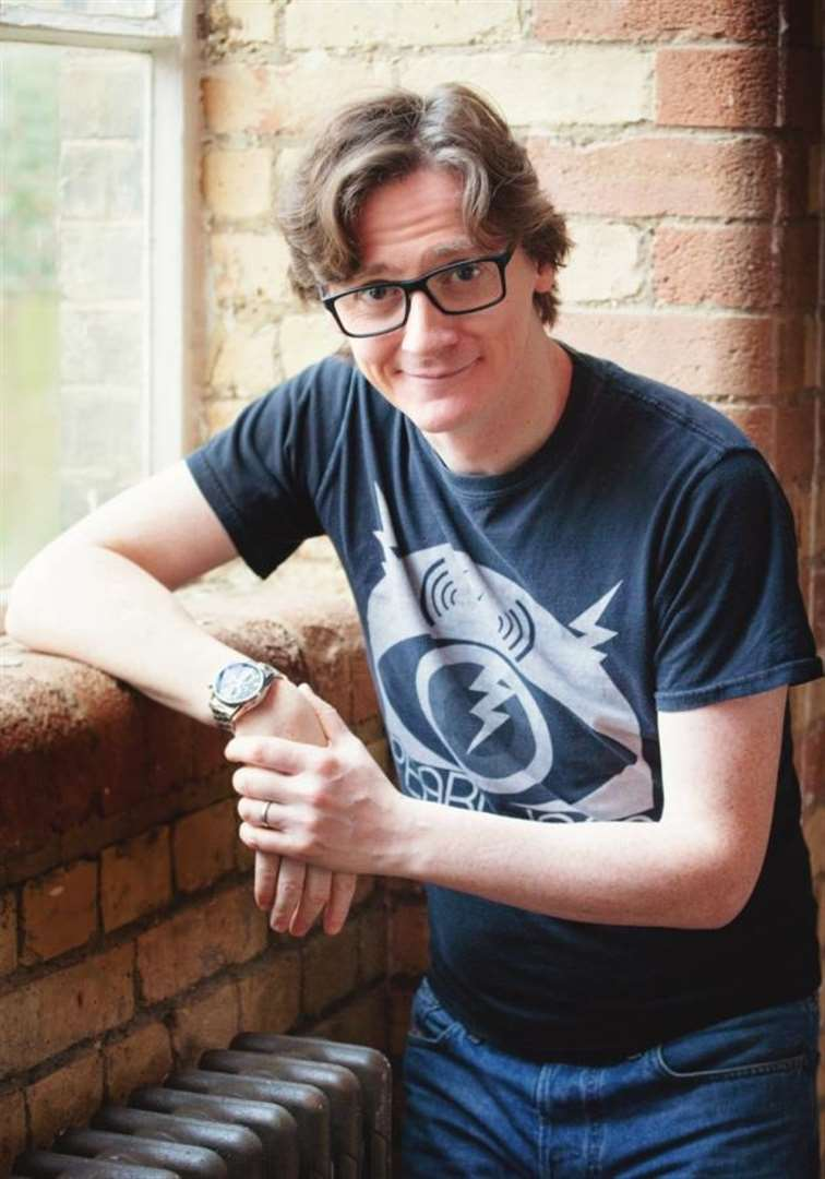 Ed Byrne brings new show Spoiler Alert to Cambridge Corn Exchange