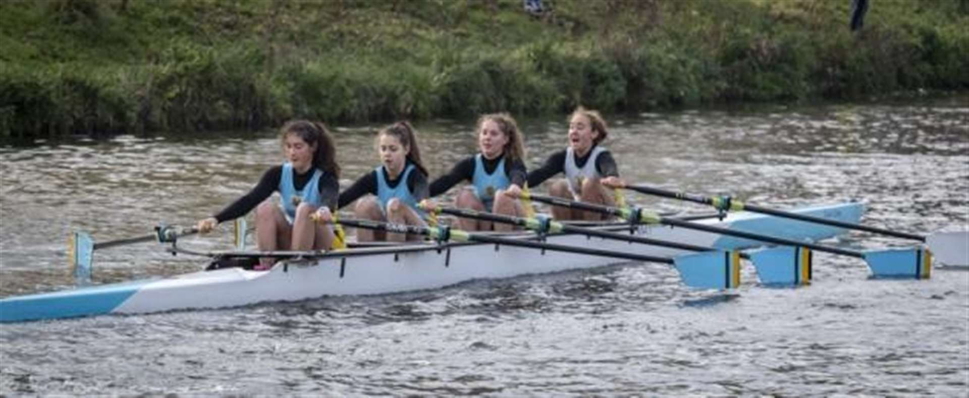 Heidelberg RK make successful challenge at Cambridge Winter Head
