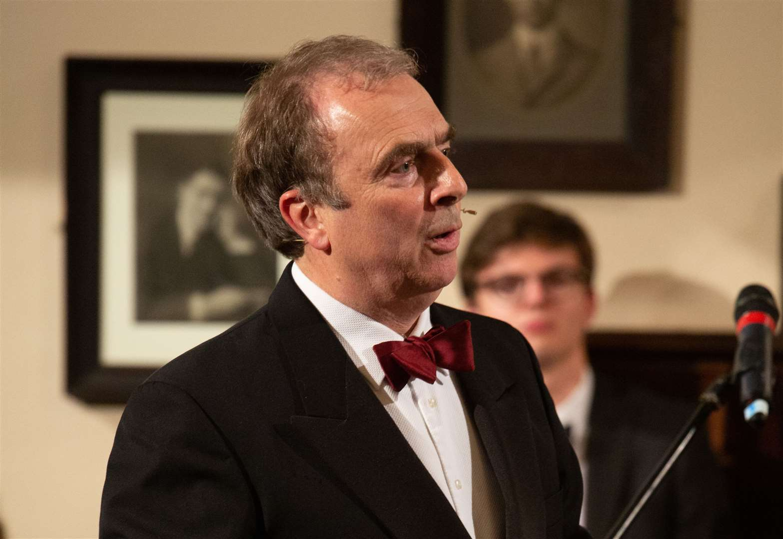 Interview: Peter Hitchens debates the nationalisation of Eton at the Cambridge Union