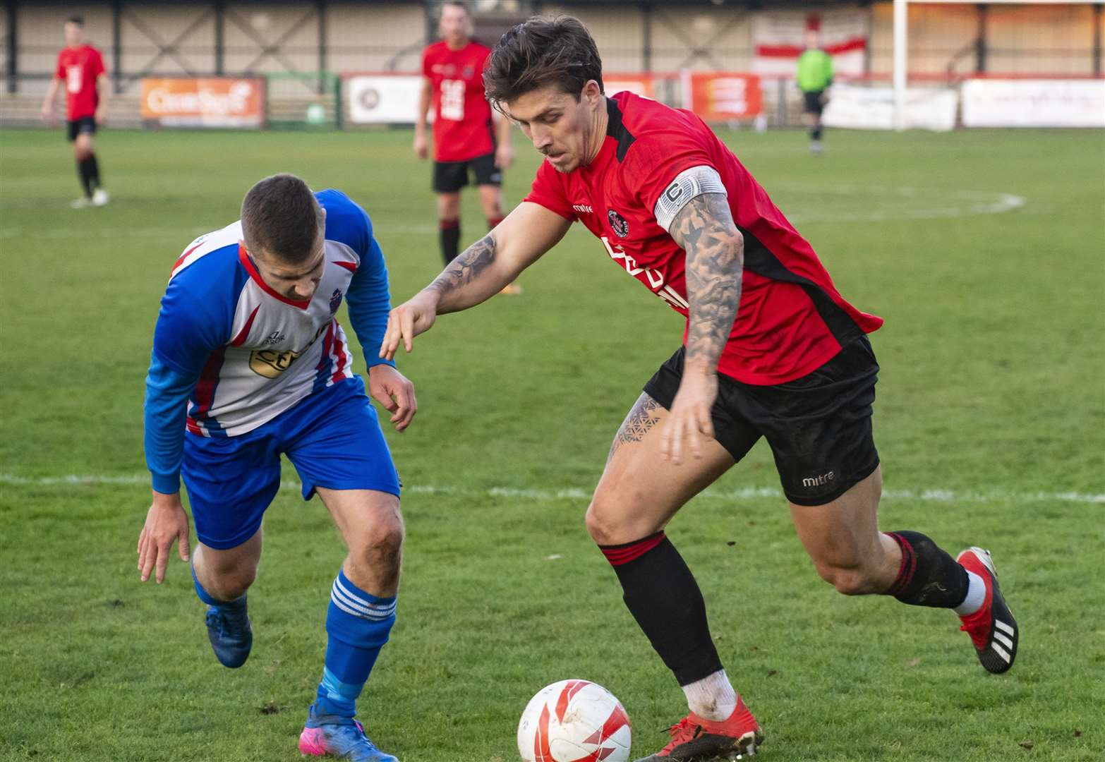 Max York helps Histon extend lead at top of Thurlow Nunn League, Premier Division table