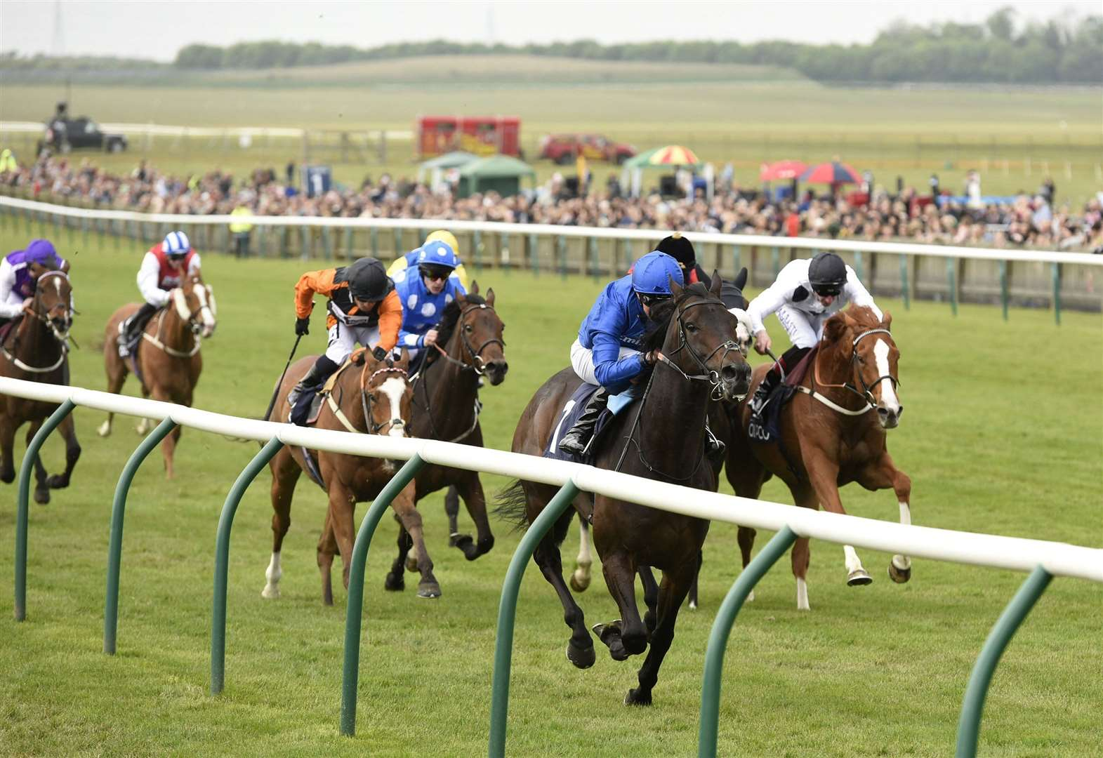 WIN tickets to Cambridgeshire Day at Newmarket Racecourse