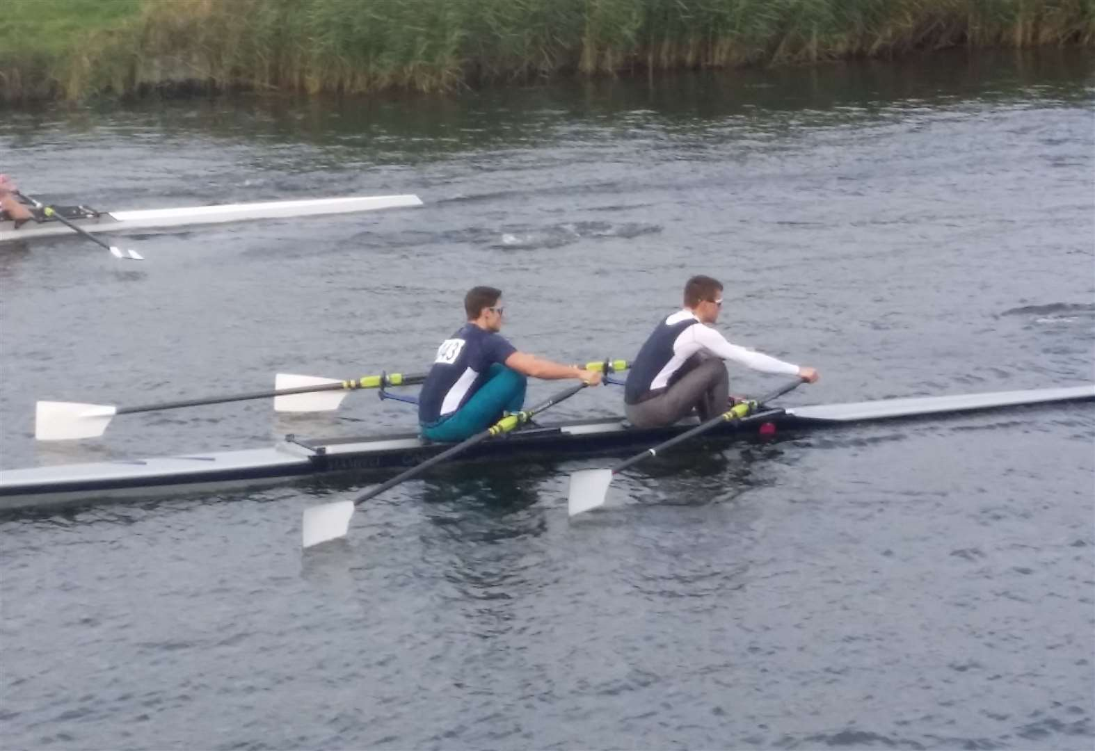 Successes galore for Cantabrigian Rowing Club members at Isle of Ely Head
