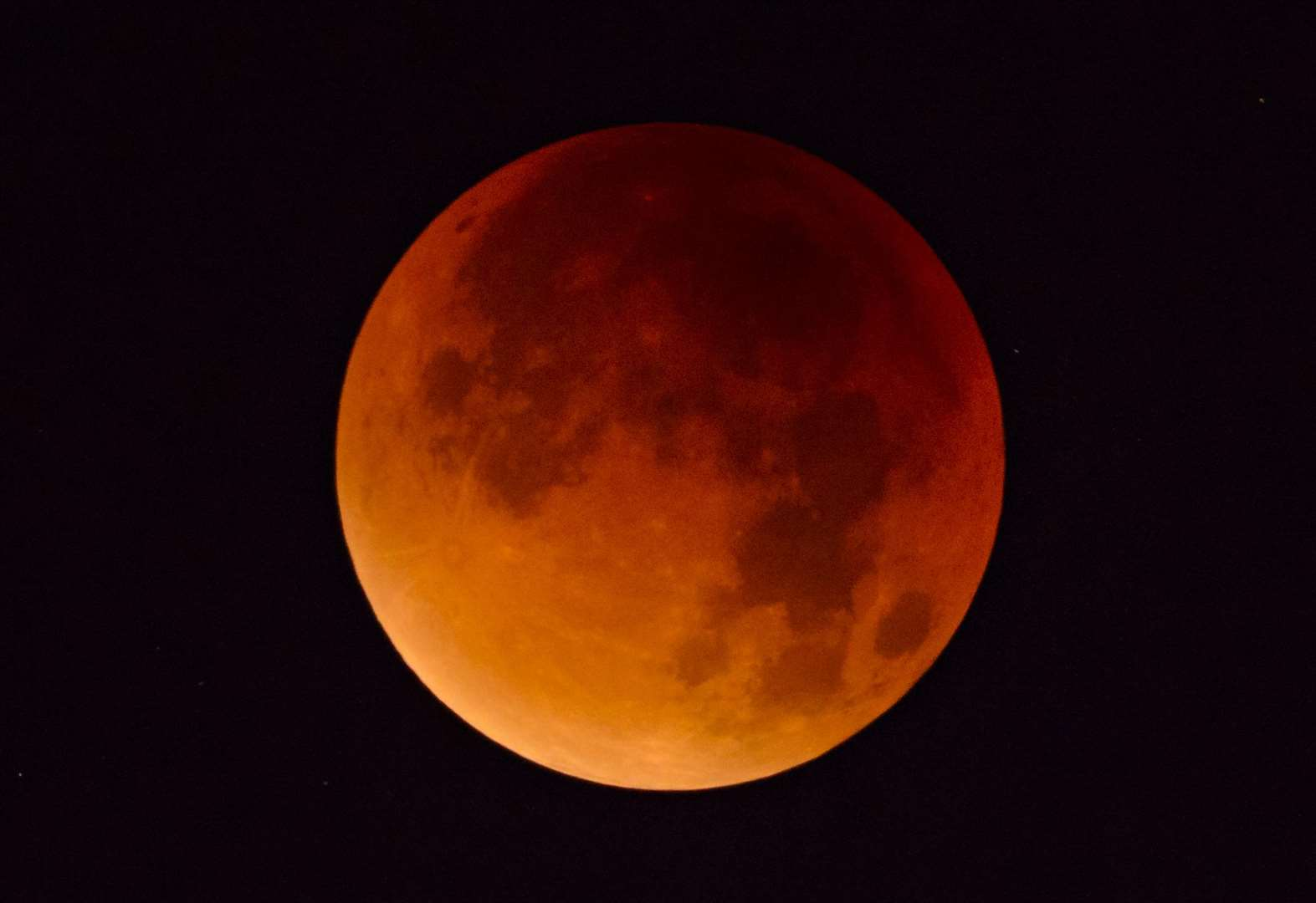 The super blood wolf moon: Watch out for tonight's spectacular lunar eclipse