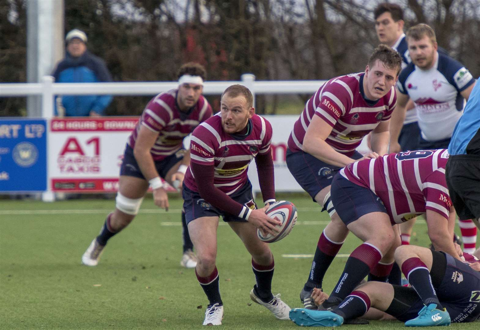 Two bonus points for Shelford in defeat to Colchester in London League 1N