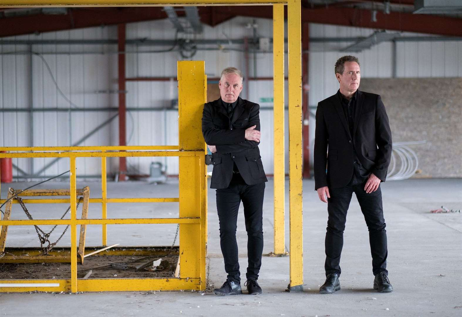 Review: OMD celebrate their 40th anniversary in Cambridge
