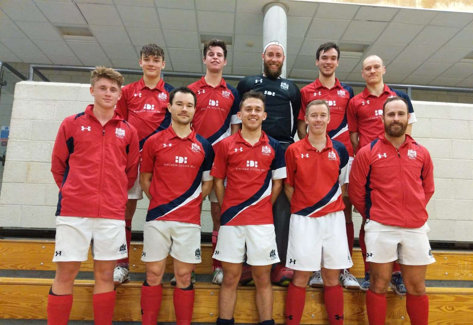 Promotion joy for Cambridge City Hockey Club