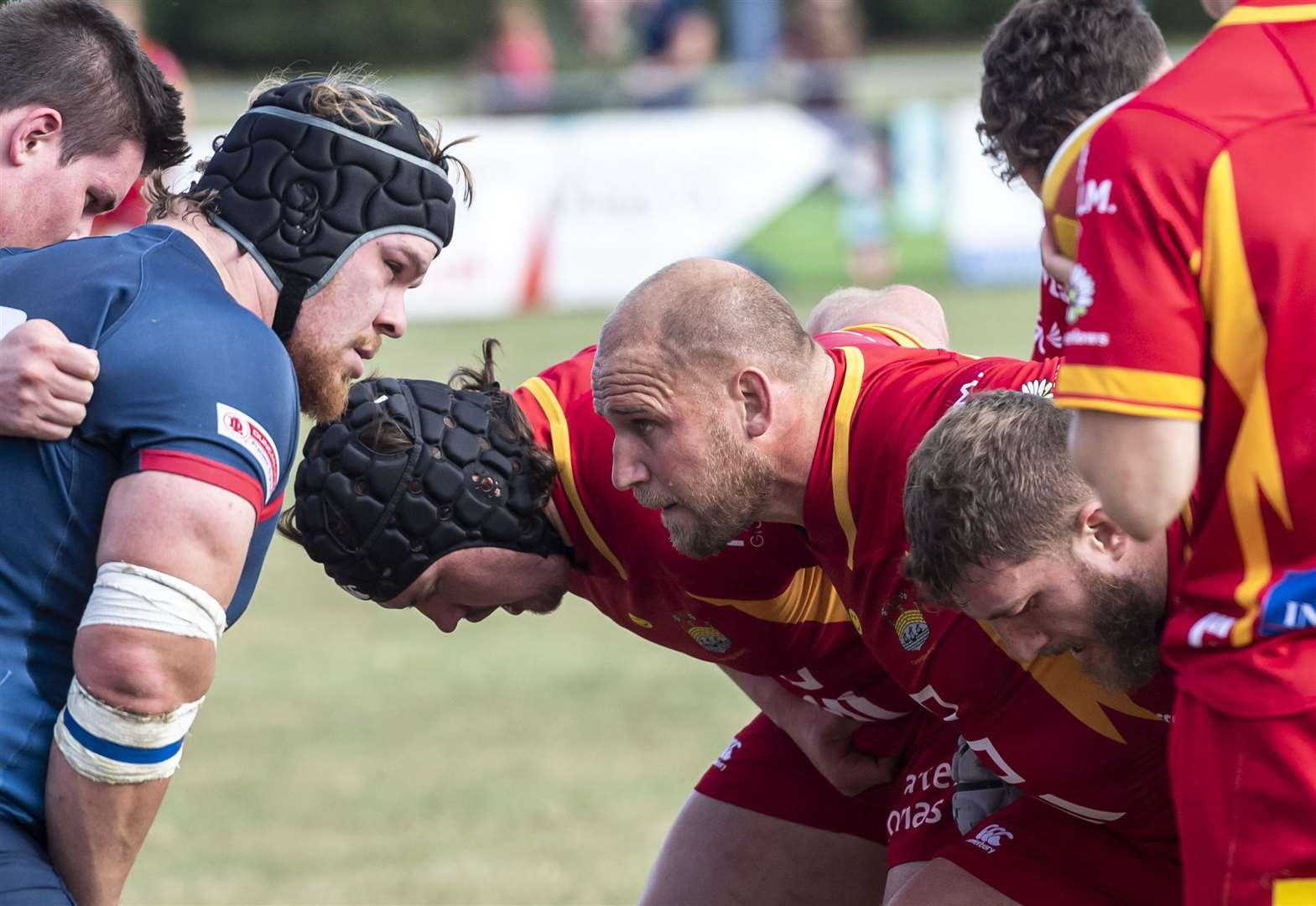 Mike Mayhew try double helps Cambridge to bonus point in Chinnor defeat in National League One