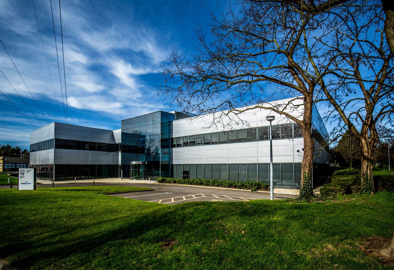 Council invests £13m to buy Cambridge Science Park building rented by DisplayLink