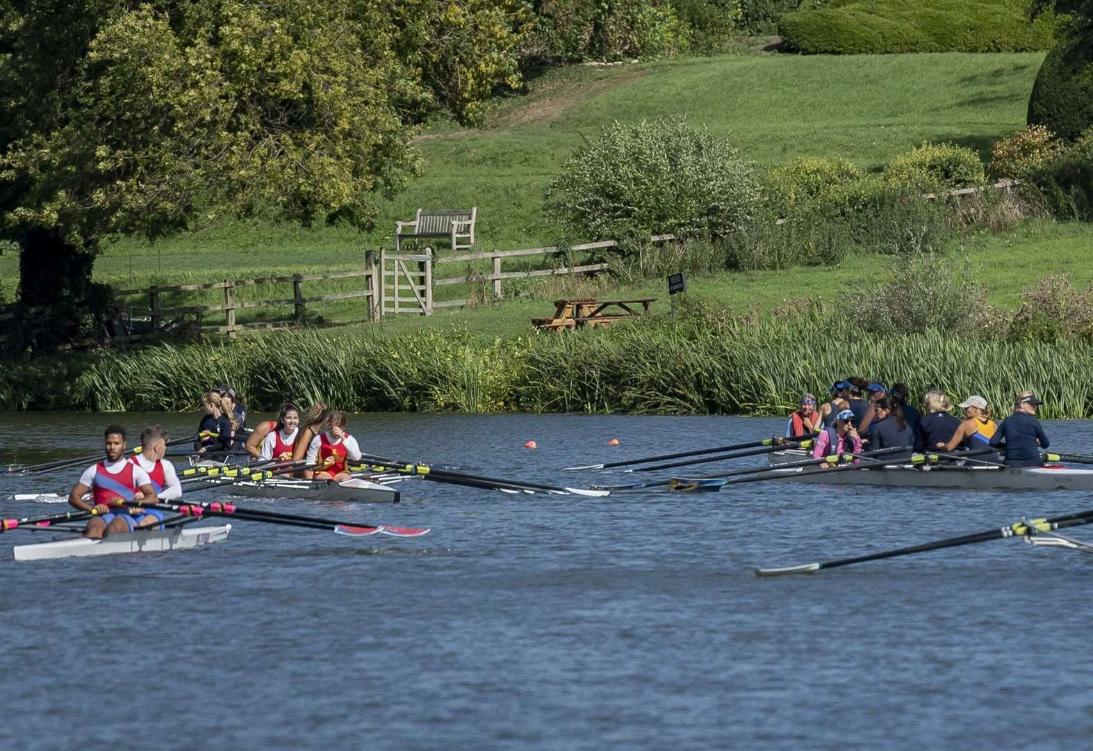 Cambridge 99 Rowing Club gets set to host Autumn Regatta