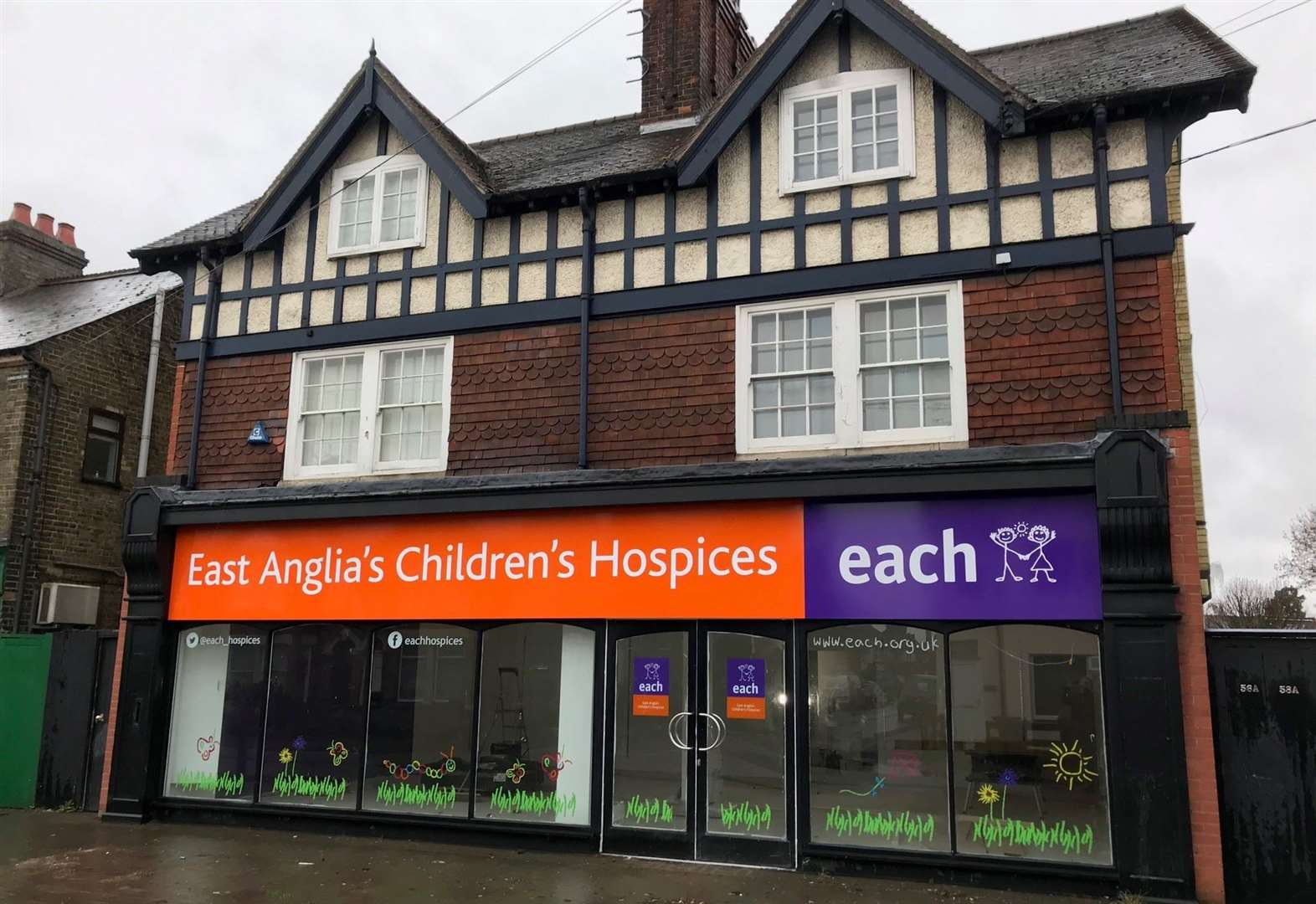 New Each charity shop to open in Cambridge