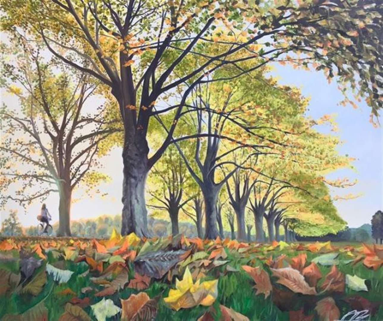 Cambridge artist to showcase the magic of trees in upcoming exhibition