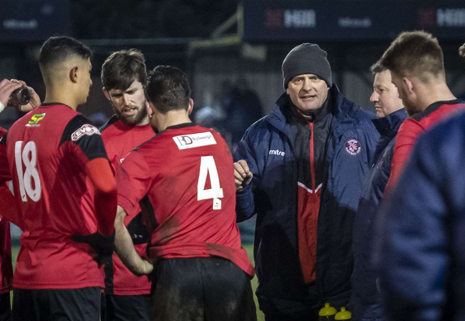 Lance Key lauds the mentality of Histon squad in Thurlow Nunn League, Premier Division title chase