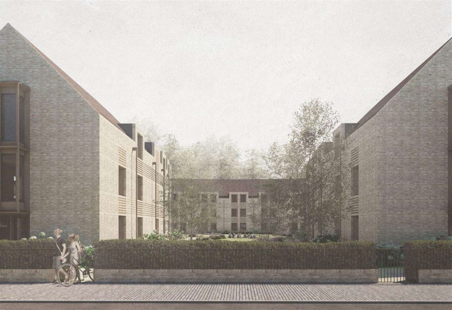 New student accommodation complex planned for Barton Road