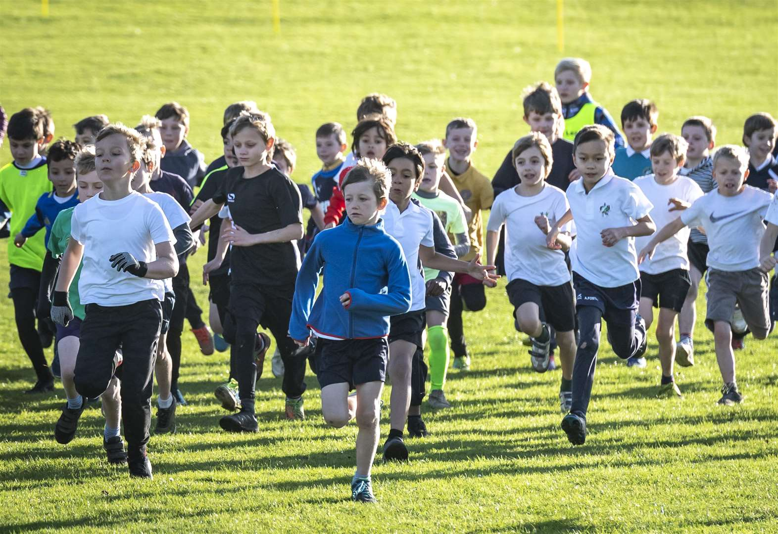 Youngsters take to Netherhall for Cambridge School Sports Partnership Cross-Country competition