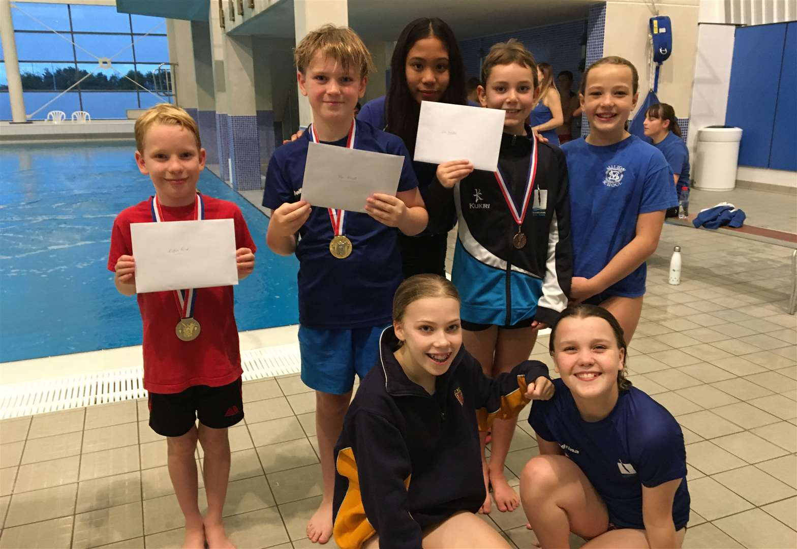 Max Burnell spearheads Cambridge Dive Team medal charge at English Schools' Swimming Association East Region Trials