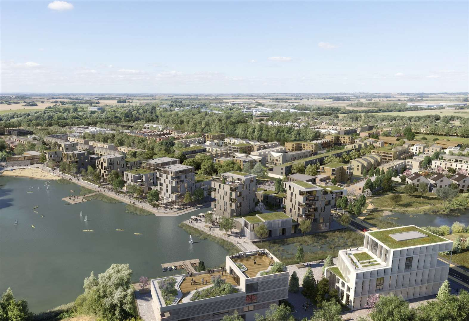 66,700 homes could be built in Greater Cambridge by 2040, under new Local Plan