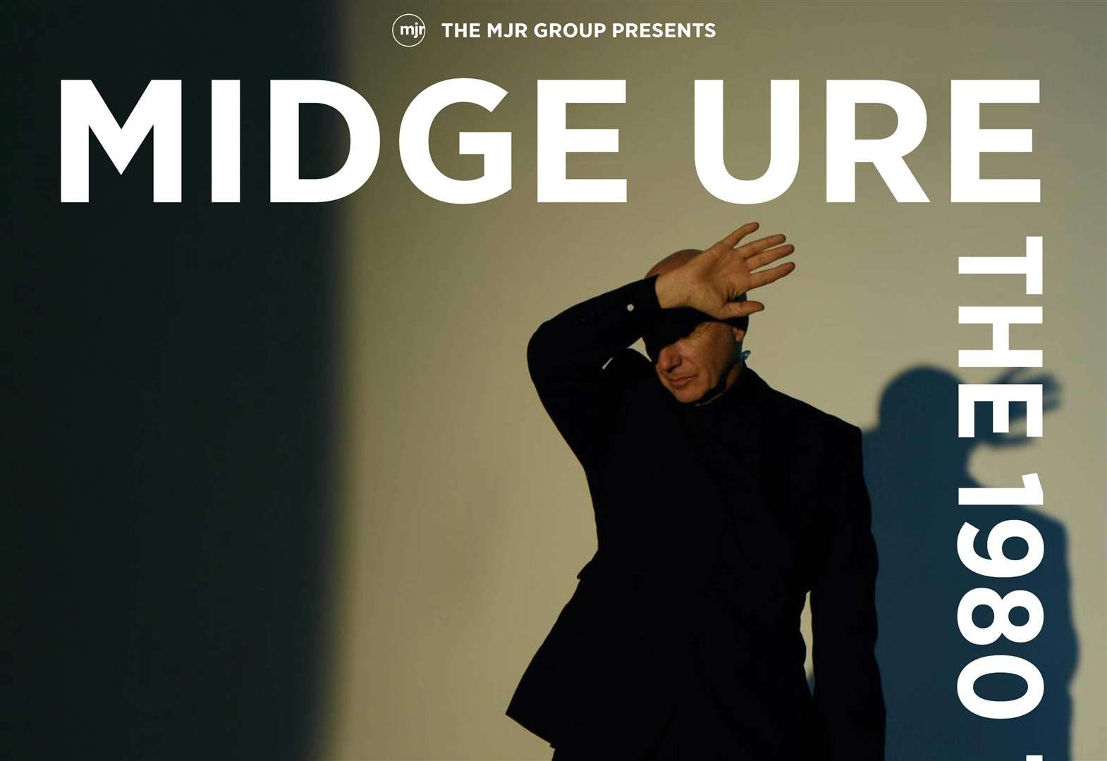 Tickets for Midge Ure's Cambridge gig next year to go on sale this week