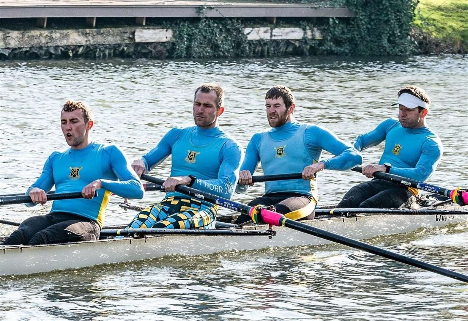 Cambridge 99 Rowing Club crews clock up leads in CRA Winter League