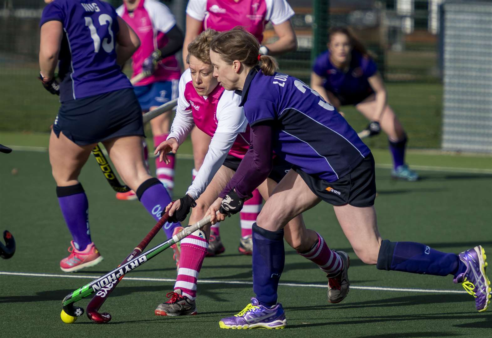 Laura Ludlow hits hat-trick in Cambridge South victory
