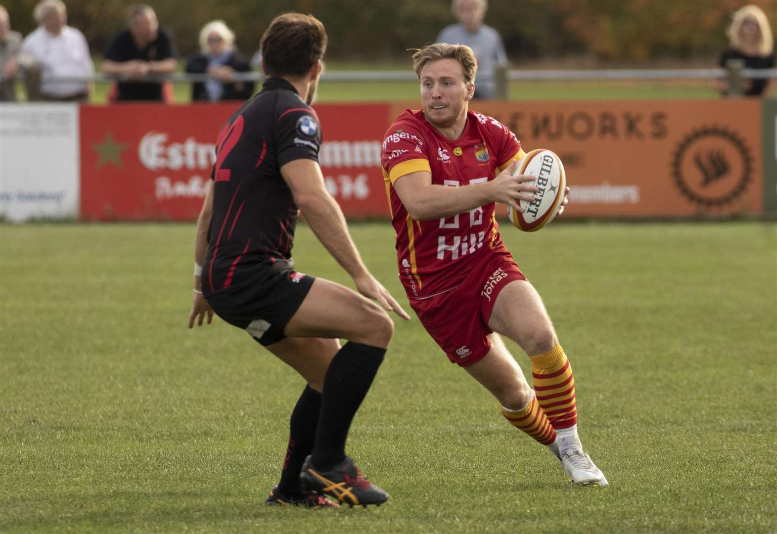 Cambridge undone by Ampthill in National League One