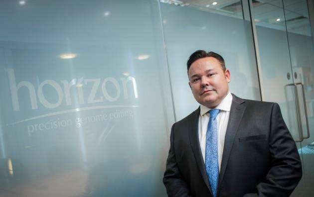 Darrin Disley, CEO at Horizon Discovery, is one of the investors in Elpis
