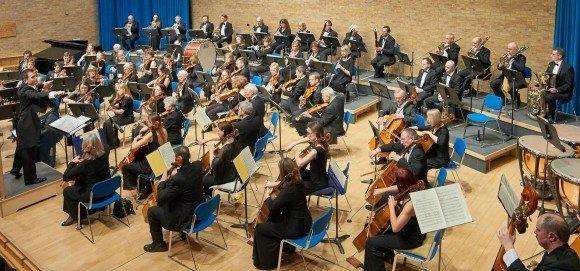City of Cambridge Symphony Orchestra