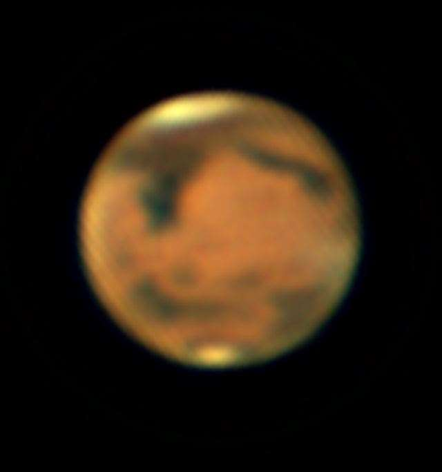 Mars. Picture: Paul Fellows (21562940)