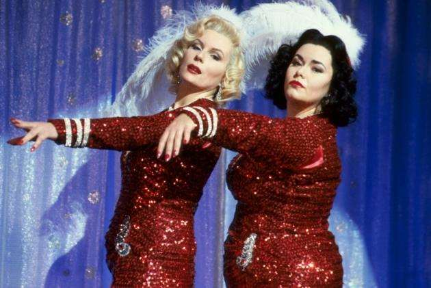 300 Years of French & Saunders is on BBC1 on Christmas Day. Picture: BBC