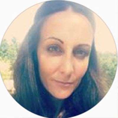 Author Bianca D'Agostino