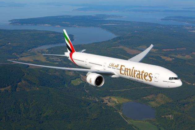 Emiratess Stansted-Dubai service will use new Boeing 777-300ER