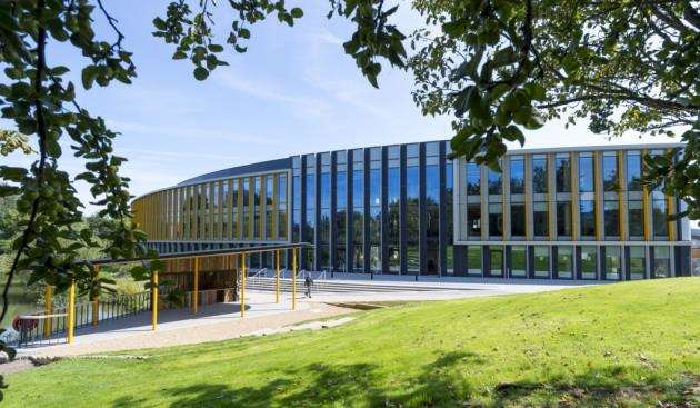 The £20m Bradfield Centre will officially open later this year. Picture: Keith Heppell