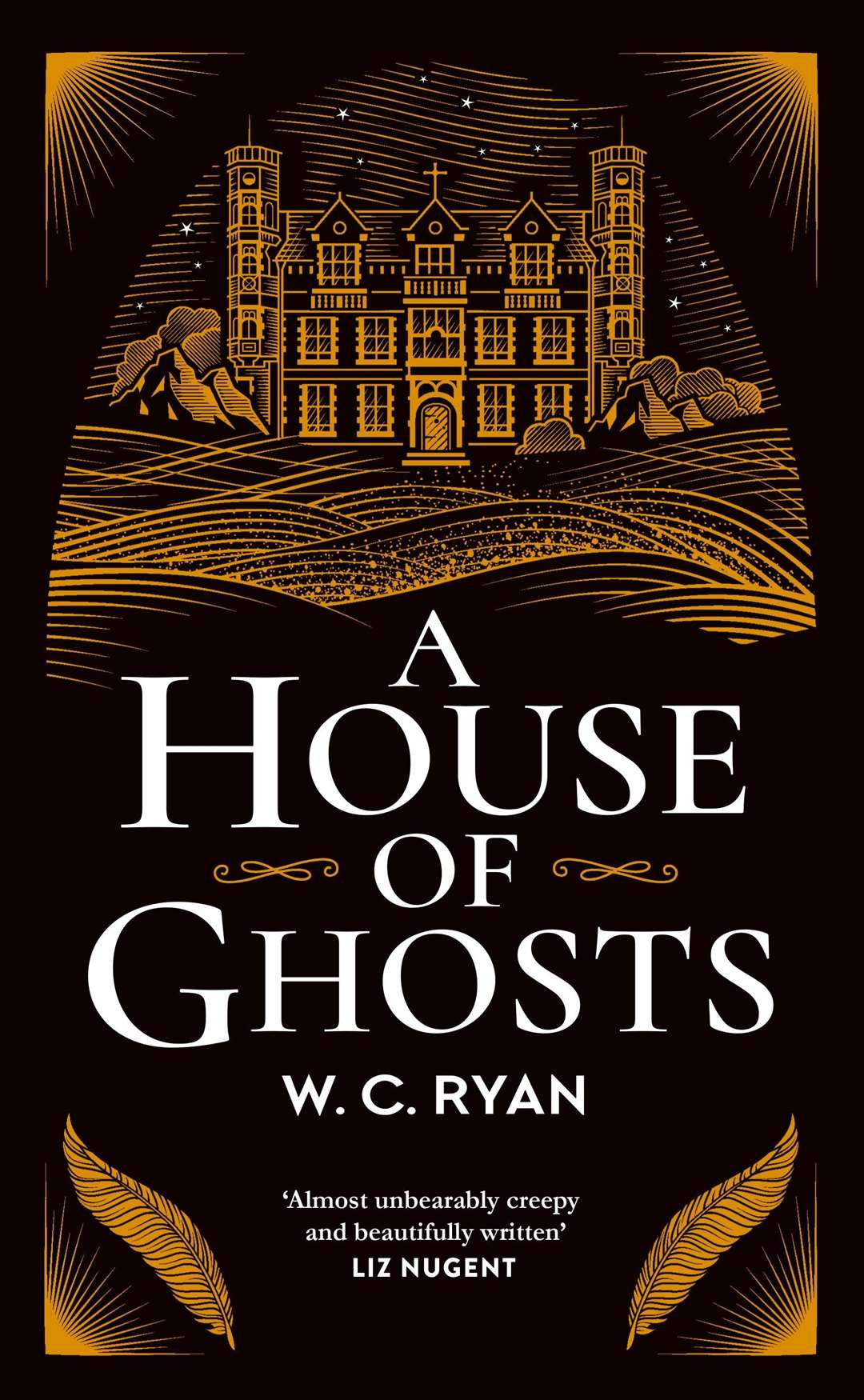 A House of Ghosts by WC Ryan (5720085)