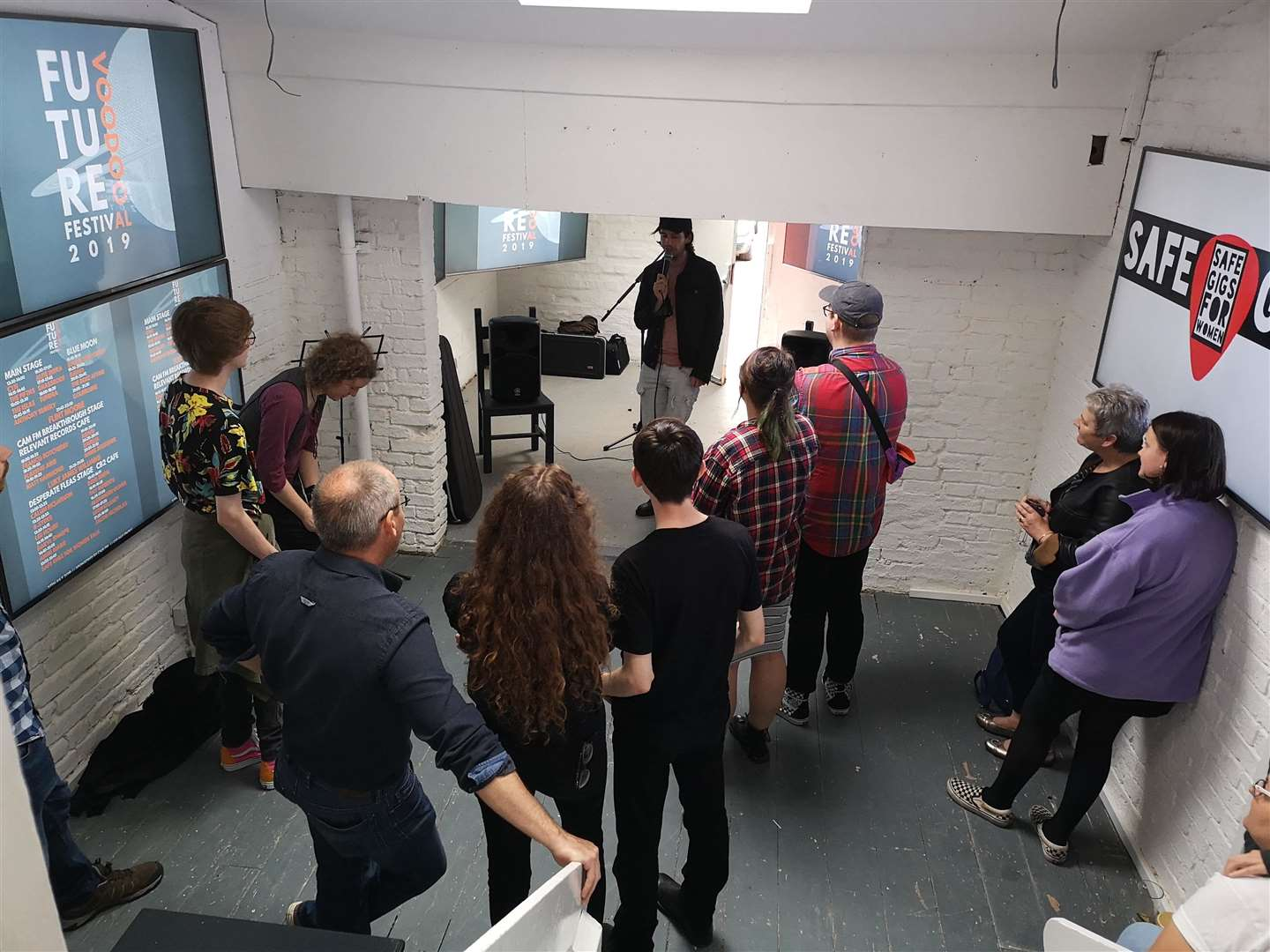A recent Sook event at the Norfolk street site