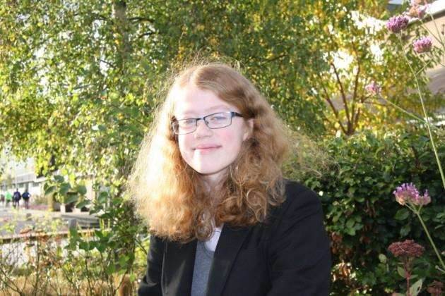 The Perse School student Lizzie Freestone wins BBC Young Writers Competition