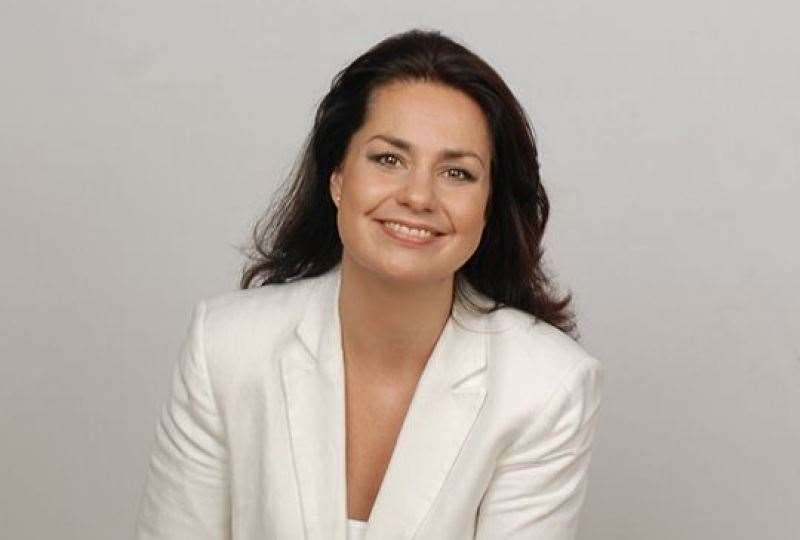 Heidi Allen, the South Cambridgeshire MP