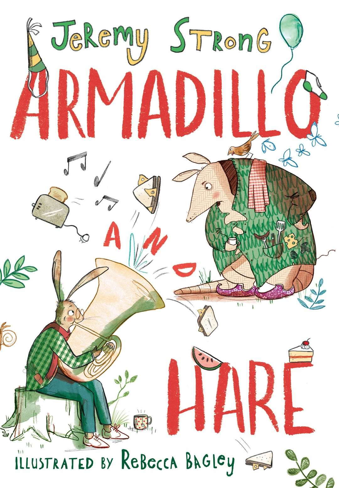 Armadillo and Hare (7636892)