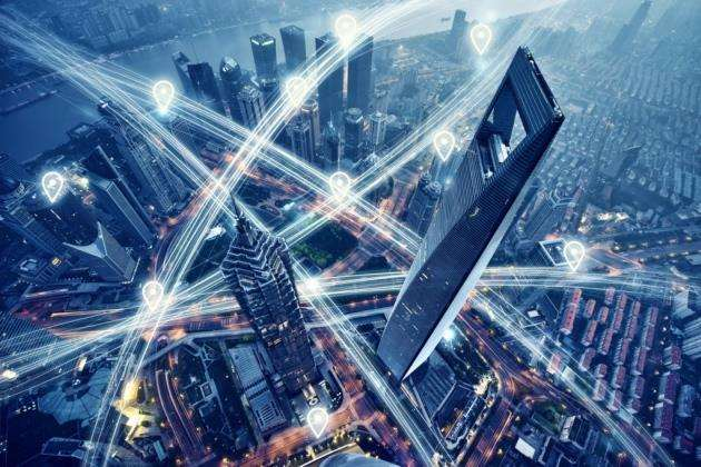 CyanConnodes narrowband mesh technology can help enable smart city infrastructure