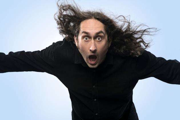 Ross Noble. Picture: John McMurtrie