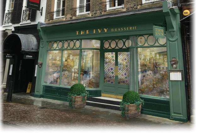 How the Ivy in Cambridge could look
